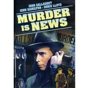 Murder Is News (1939) by