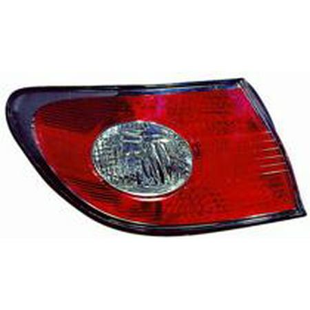 Go-Parts » 2002 - 2004 Lexus ES300 Rear Tail Light Lamp Assembly / Lens / Cover - Left (Driver) 81561-33280 LX2800124 Replacement For Lexus