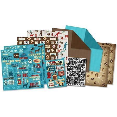 my best friend scrapbook page kit 12 x12 my best friend walmart com