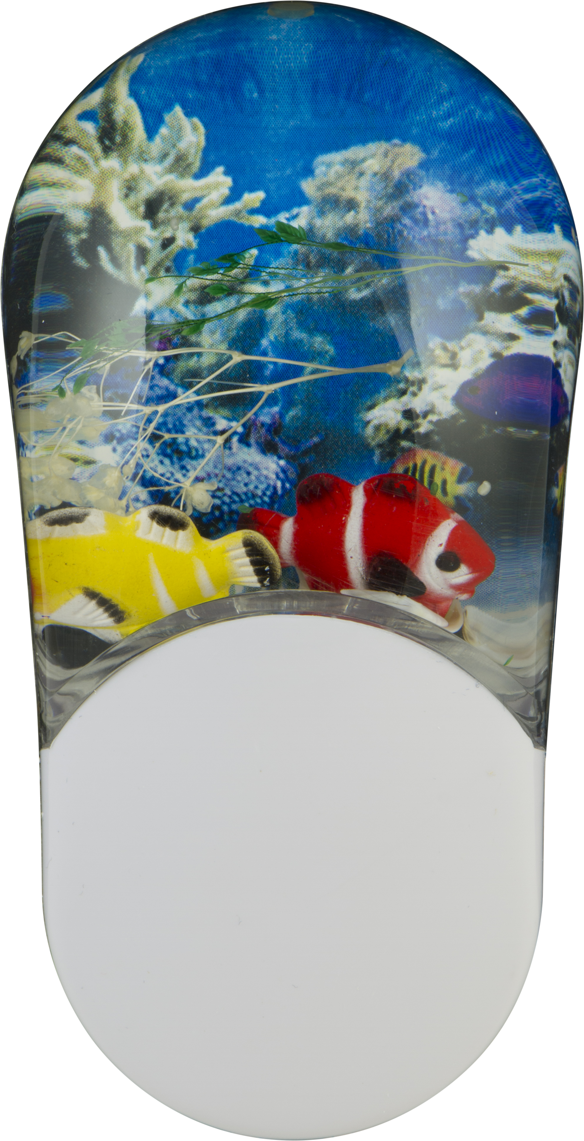 Aqualites Color-Changing LED Night Light, Tropical Fish, 10908 by Jasco Products Company, LLC
