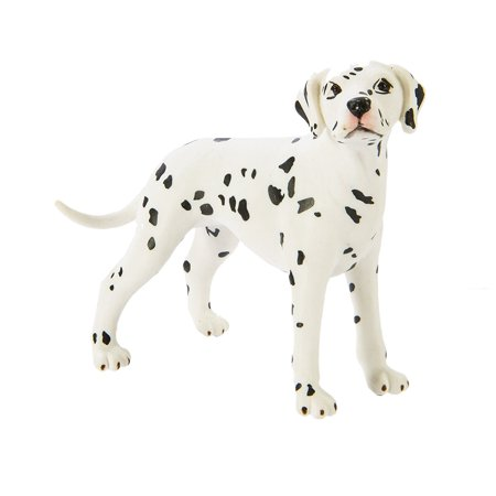 Best in Show Dalmatian, Each figure includes an descriptive hangtag in 5 languages By Safari