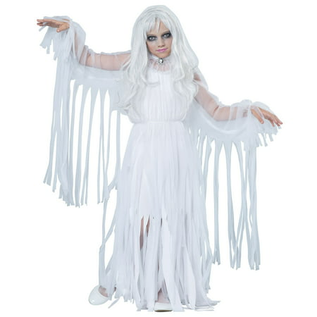 Ghostly Girl Child Costume (70's Girl Costume Ideas)