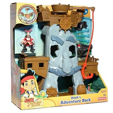 Jake And The Pirates Jake And The Neverland  Hook`s Adventur