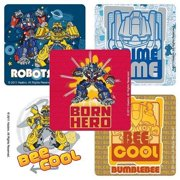 Transformers Kiddies Stickers - Party Favors - 75 per Pack