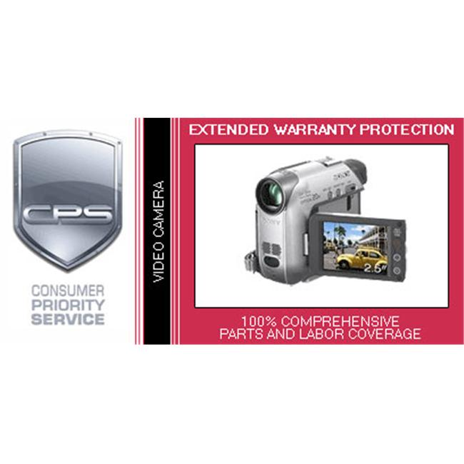 Consumer Priority Service DVC4-5000 4 Year Video Camera under $5 000. 00