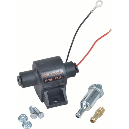 New Posi-Flo™ Solid State Fuel Pump Kit 12V, 1.5-4Psi, 12