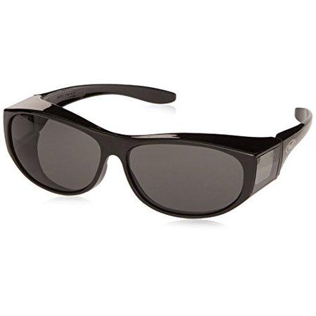 Safety Sunglasses (Global Vision Hercules Safety Sunglasses Black Frame Driving Mirror Lenses ANSI)