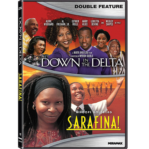 Down In The Delta / Sarafina! (Widescreen)