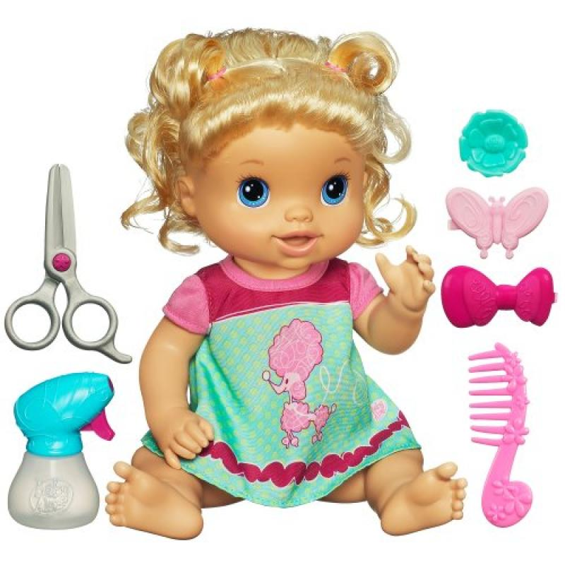 Hasbro Blonde Baby Doll by