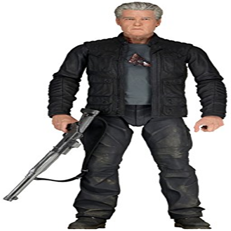 Terminator Genisys - Pops T-800 - 7in Scale Action Figure