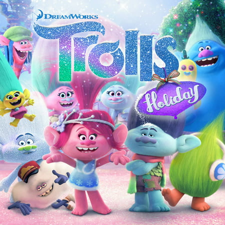 Trolls Holiday Original Soundtrack  Cd