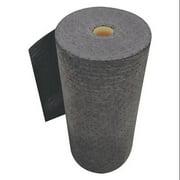SUSTAYN BY SPILFYTER USR-95 Absrbnt Roll,Blk,48gal,300ftLx32inW G0044409