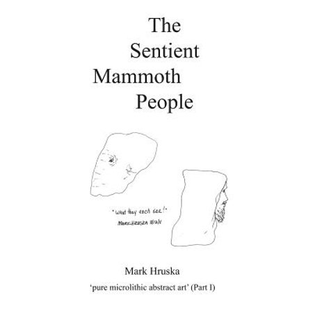 The Sentient Mammoth People : Pure Microlithic Abstract Art