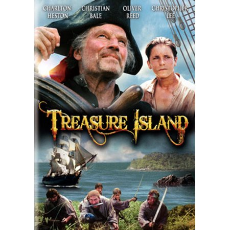 Treasure Island (DVD) - Haunted Island Halloween Treasure Island