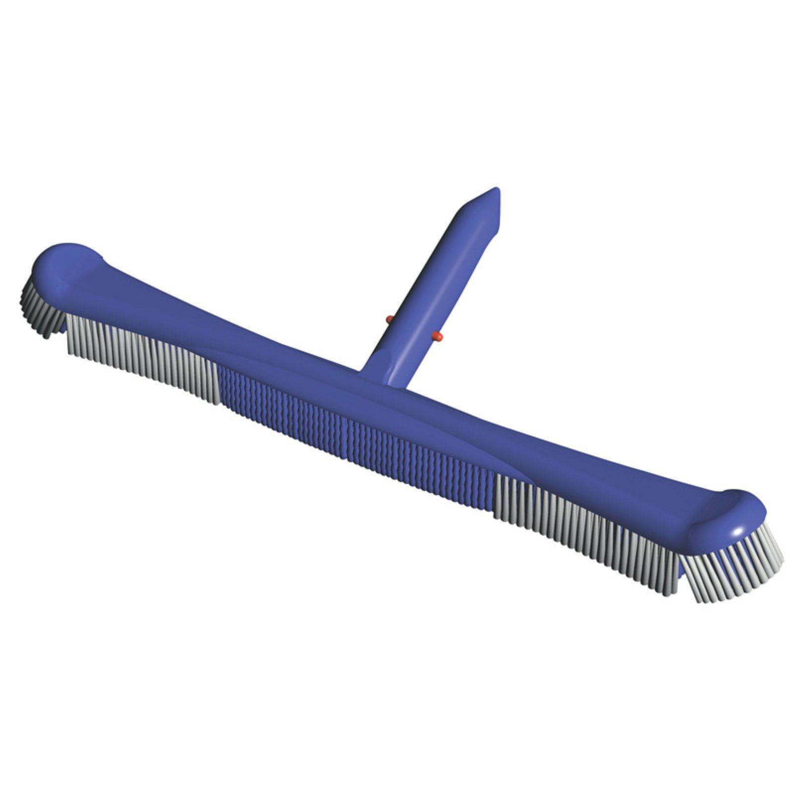 "Stanley 20872 18/"" DLX Aluminum-Back Pool Brush"