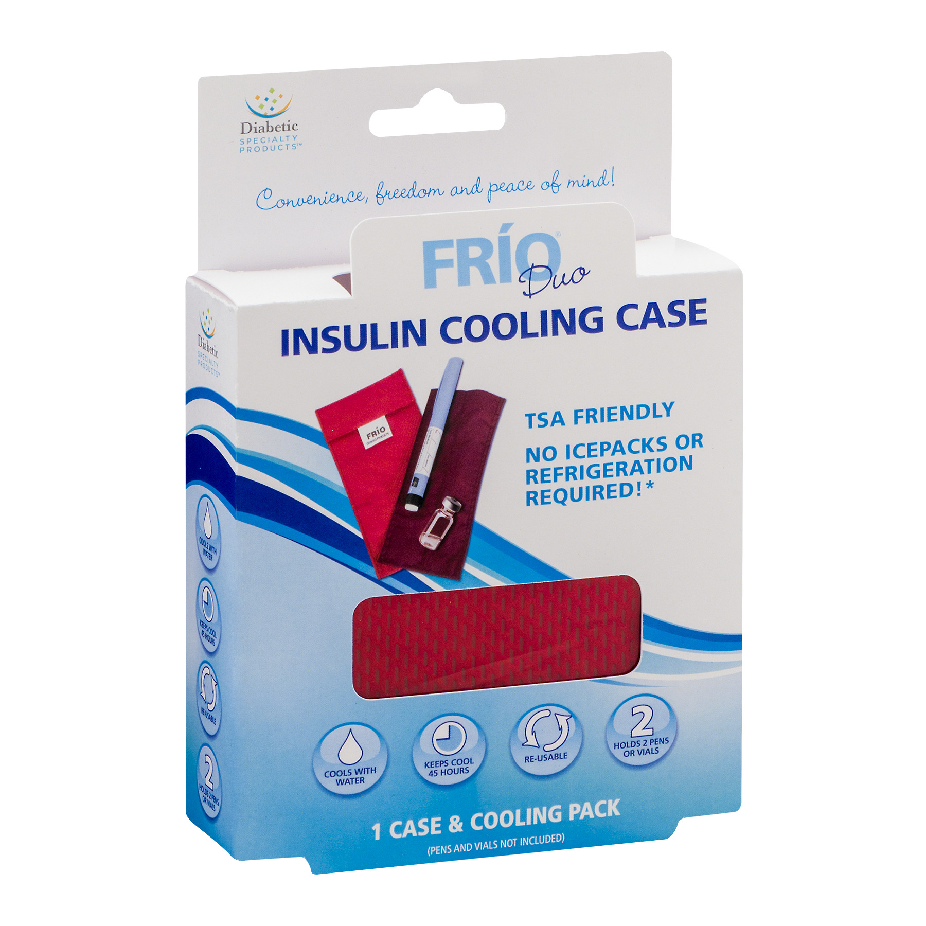 frio duo insulin cooling case walmart com