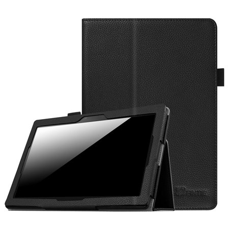 fintie folio case for lenovo tb x103f tab 10 10 1 tablet premium pu leather stand cover with. Black Bedroom Furniture Sets. Home Design Ideas