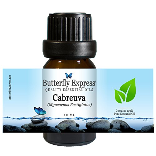 Cabreuva Essential Oil 10ml - 100% Pure by Butterfly Express