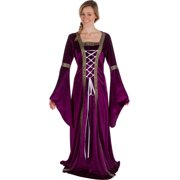 Women's Adult Maid Marion Renaissance Costume by Capital Costumes (Large)