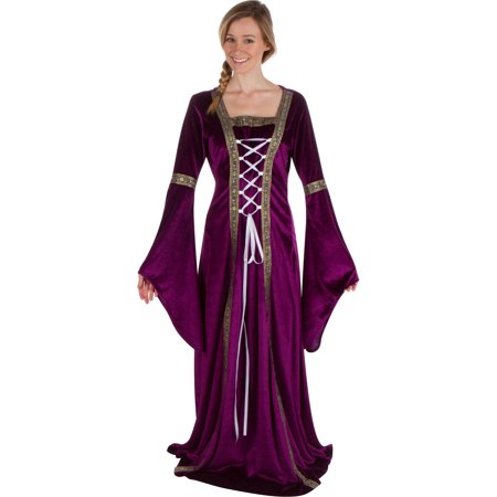 Large Group Costume Themes (Women's Adult Maid Marion Renaissance Costume by Capital Costumes)