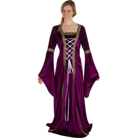 Women's Adult Maid Marion Renaissance Costume by Capital Costumes (Large) - Plus Size Renaissance Halloween Costumes