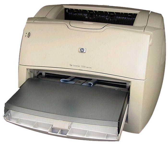 HP Refurbish LaserJet 1200n Laser Printer (C7048A) - Seller Refurb