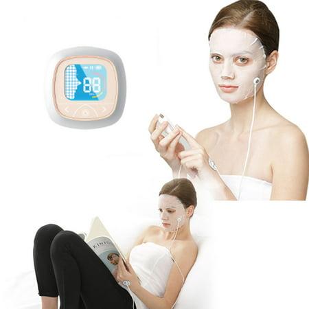 The Elixir Beauty DeepSkin Aesthetic Shop Grade Ionic Self Skin Care System Kit, (1) DeepSkin Device with (10) x PGA Aqua Mask Sheet, Korean Beauty, Transferring Nutrient Formula into Skin (Formula Basic Skin Care System)