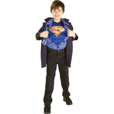 Clark Kent Costume (Costumes For All Occasions Ru82305Sm Clark Kent Superman Reverse)