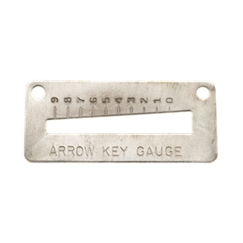 Arrow IC205 Key Gauge For Interchangeable Core