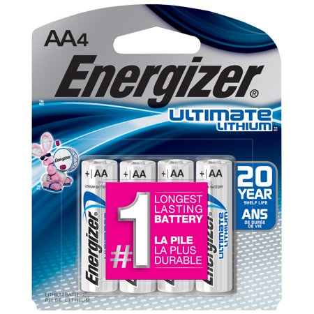 UPC 039800035066 product image for Energizer e2 AA Lithium Batteries 4-Pack   upcitemdb.com