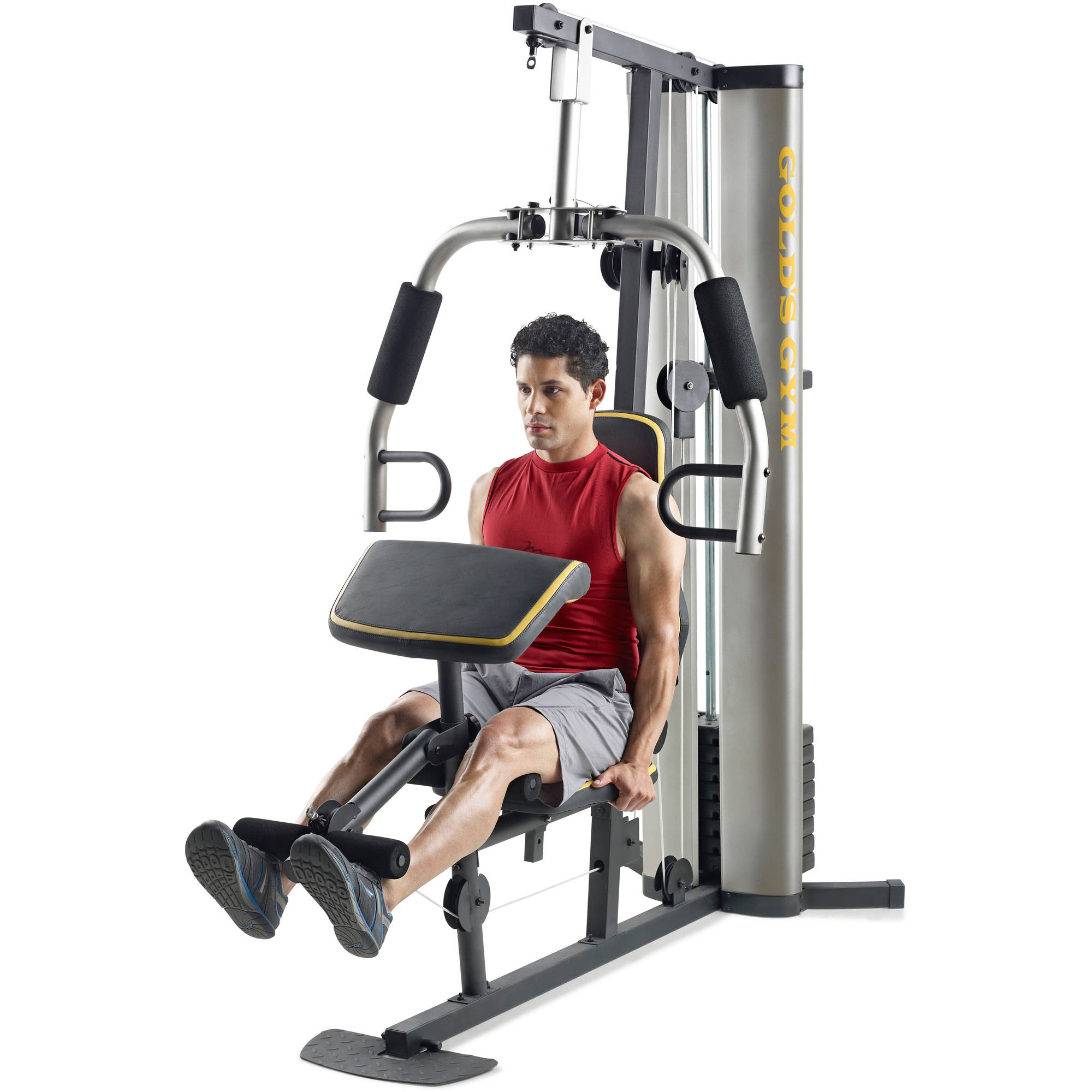 Golds Gym Treadmill Not Working: Weight Machine Home Gym Equipment Arm Workout Leg Fly