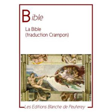 La Bible (traduction Crampon) - eBook