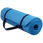 Balancefrom All-Purpose 1 2-Inch Exercise Yoga Mat Anti-Tear with Carrying Strap by Balancefrom