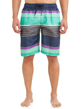 88073e5e54 Product Image Kanu Surf Men's Viper Print Long Trunk Swimsuit