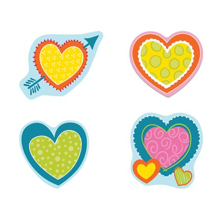 HEARTS CUT OUTS - Heart Cut Outs