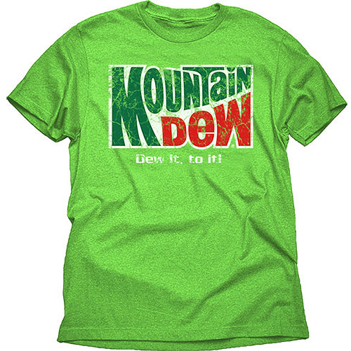 Do It To It Mountain Dew Men's Graphic Tee