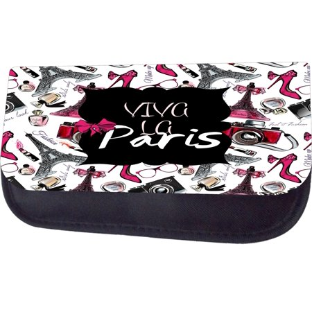 Halloween La Villa Paris (Viva La Paris Jacks Outlet TM Nylon-Lined Cosmetic)