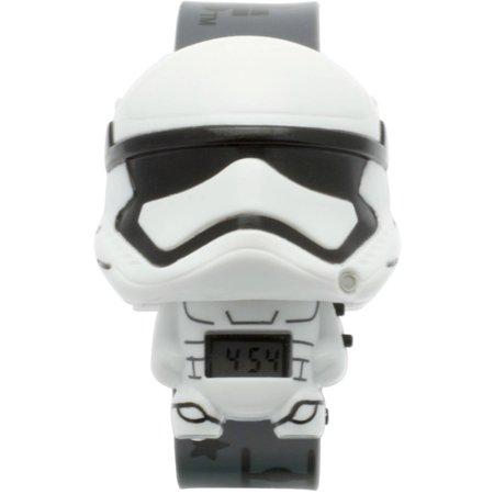 Click here for BulbBotz Star Wars Kids Light-Up Stormtrooper Watc... prices