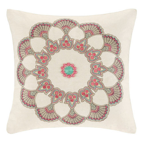 Guinevere Square Pillow