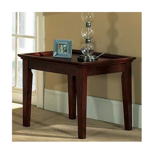 Steve Silver Furniture Clemens End Table