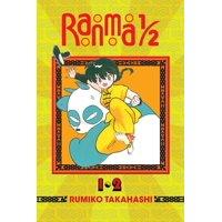 Ranma 1/2 (2-in-1 Edition), Vol. 1 : Includes vols. 1 & 2