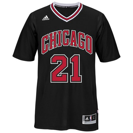 Jimmy Butler Chicago Bulls Adidas Alternate Swingman Jersey (Black) by