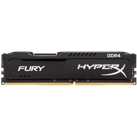 Kingston Memory HX421C14FBK4/64 64GB DDR4 2133 Unbuffered 4x16GB HyperX Fury Black Retail
