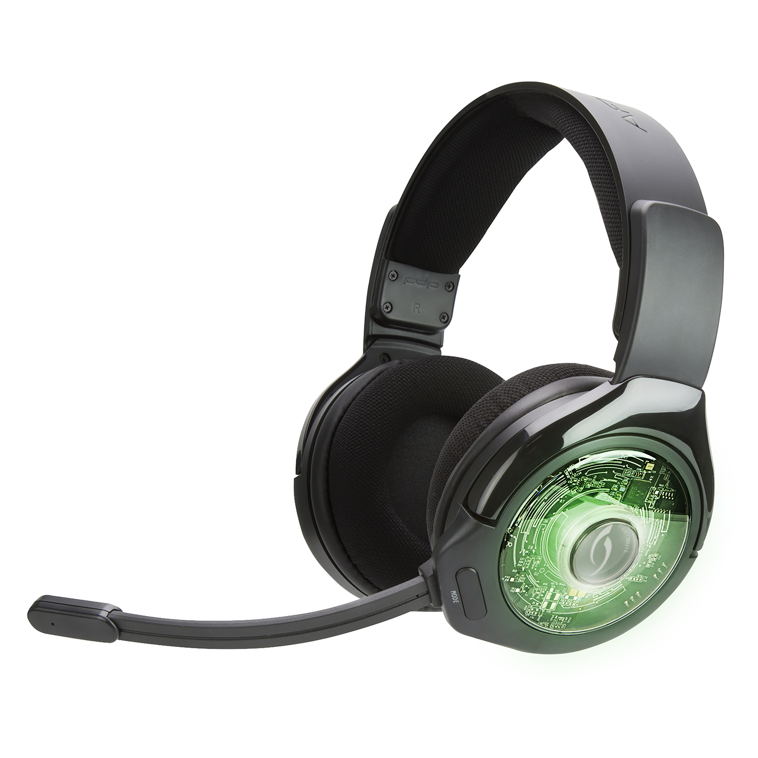 PDP Xbox One Afterglow AG 9+ Prismatic True Wireless Gaming Headset, Black, 048-056-NA