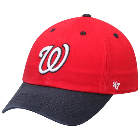 Washington Nationals '47 Franchise Fitted Hat - Red