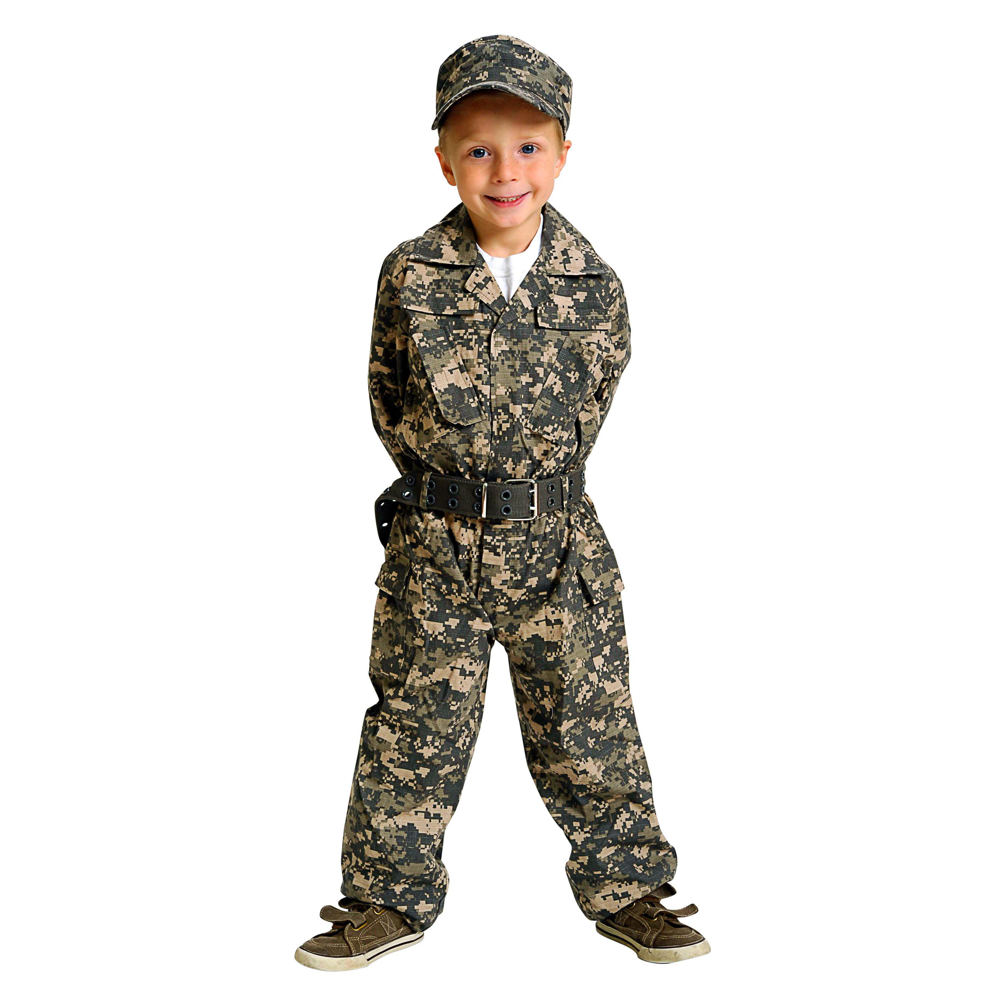 Aeromax Jr. Camouflage Suit