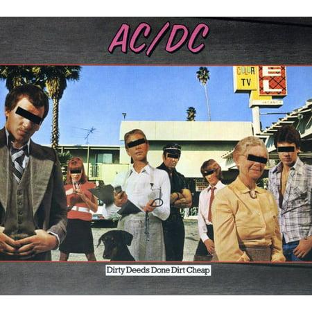 Dirty Deeds Done Dirt Cheap (CD) (Remaster)