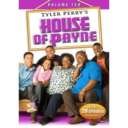 Tyler Perrys House Of Payne  Volume 10  Full Frame