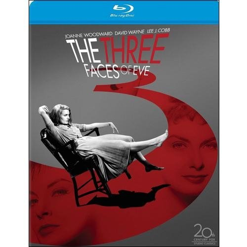 The Three Faces Of Eve (1957) (Blu-ray) (Widescreen)