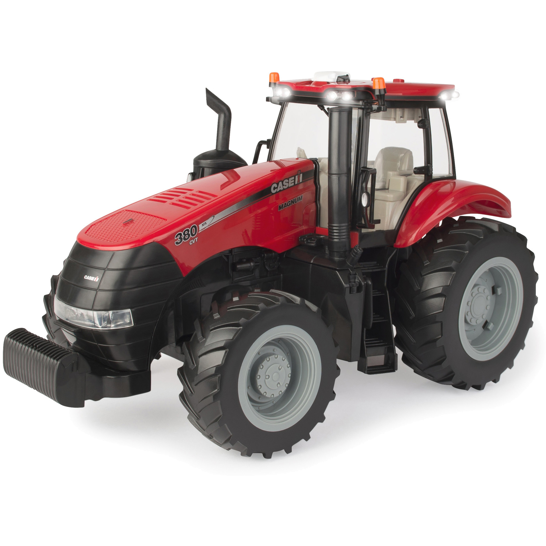 TOMY ERTL Case IH Big Farm 380CVT Magnum Tractor by TOMY